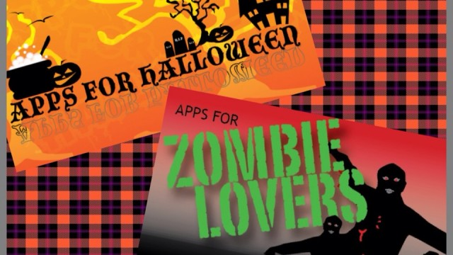 AppLists To Make The Most Of Your Halloween