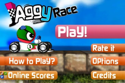 Jaggy Race Goes Universal As It Arrives On The iPad