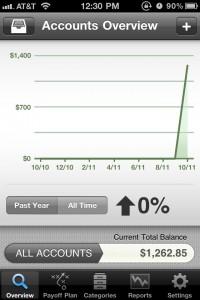 DebtMinder by return7 screenshot