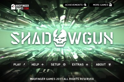 Shadowgun Is Gears Of War For Your iDevice