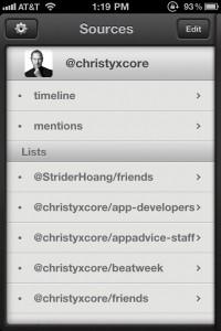 Tweet Speaker - Listen to Twitter by App Cubby screenshot