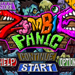 Save Your Neighbors And Put Smiles On Their Faces In ZombiePanic