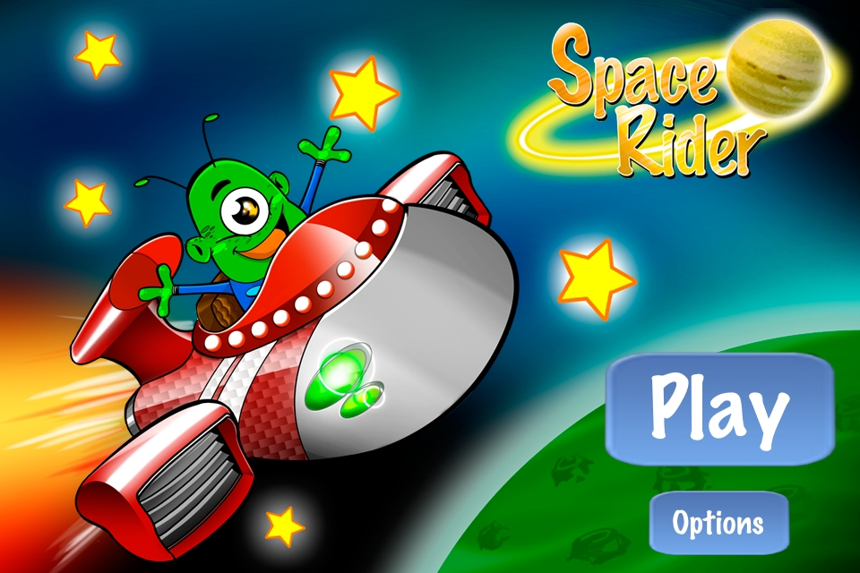 Strap In For Launch As You Prepare To Fly To The Stars In Space Rider