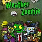 Get Your Weather Forecast From Zombies With Weather Zombie