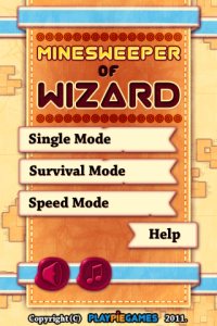 Immerse Yourself In The Colorful World Of Minesweeper Of Wizard