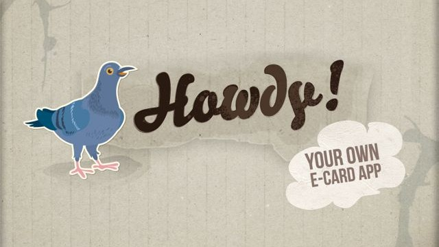 Send Stylish And Personalized Greeting Cards For Free With Howdy