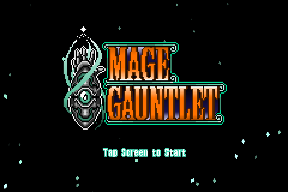 Get Back In Touch With Your 16-Bit RPG Side With Mage Gauntlet