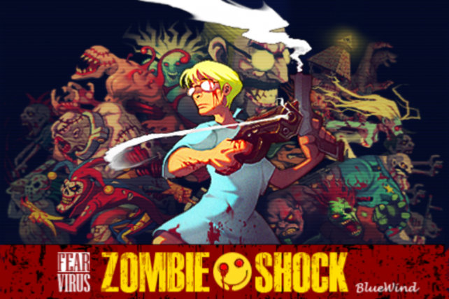 Run For Your Life In The Fast-Paced Zombie Shooter, Zombie Shock Again