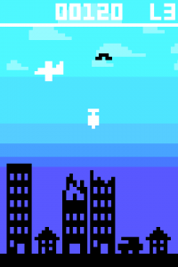 Bomb on Pixel City by Gamopat Studio screenshot