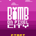 Enjoy Retro Arcade Gaming Again With Bomb On Pixel City