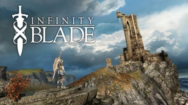Infinity Blade Updated - Adds New Content Pack, Plus Infinity Blade 2 Sneak Peak!