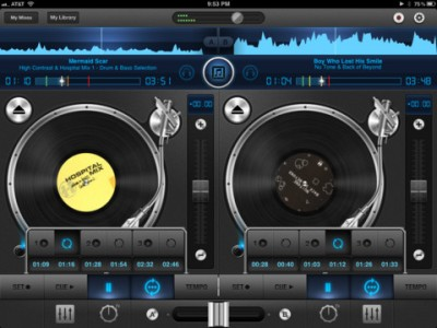 Mixr For The iPad Isn't Quite A Toy, But Not Quite Gig-Ready Either
