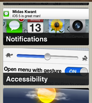 Inside iOS 5 Helps New iOS Users