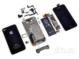 iPhone 4S - Antenna