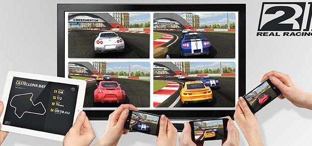 Real Racing 2 Gaining Amazing Multiplayer Features