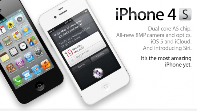AT&T Preorders Of iPhone 4S Top 200,000, Sprint And Verizon Sales Also Going Well