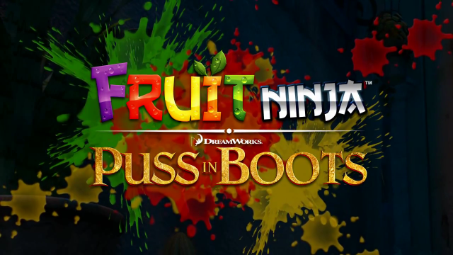 Halfbrick Joins Forces With DreamWorks To Launch Fruit Ninja: Puss In Boots