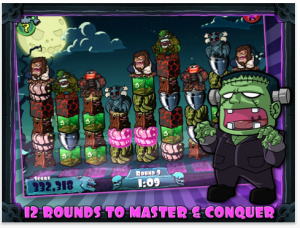 Monster Madness® HD by Megatouch screenshot
