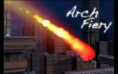 Keep The Flame Alive On Your Mac With Arch Fiery