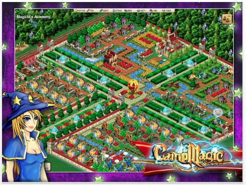 Run Your Own School Of Witchcraft And Wizardry In Camp Magic