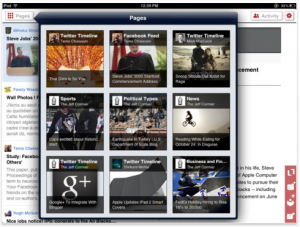 Smartr News for iPad by Factyle screenshot