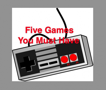 Top Five Must Have Games: AppAdvice Daily's AppStart Special