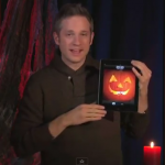 This iPad Makes Magic, Halloween Style