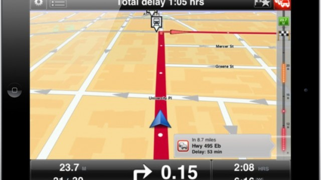 TomTom's iOS Navigation App Gets An Update - Now Optimized For The iPad