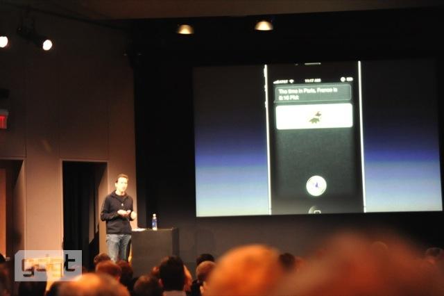 Apple Announces New Service: Siri - Let's Talk, iPhone