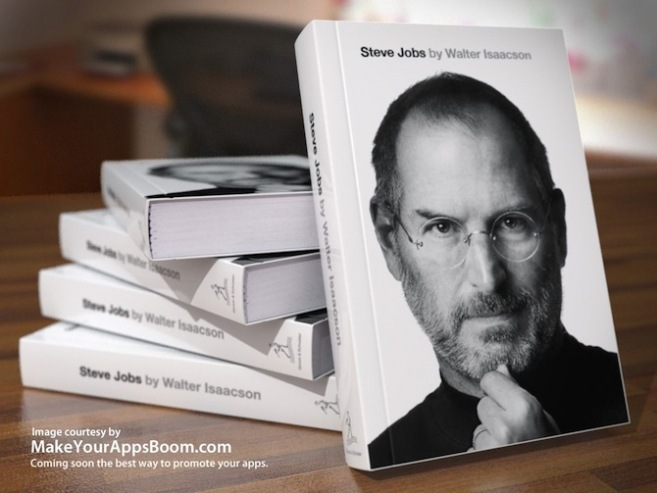 Steve Jobs' Biography Gets Its First Review