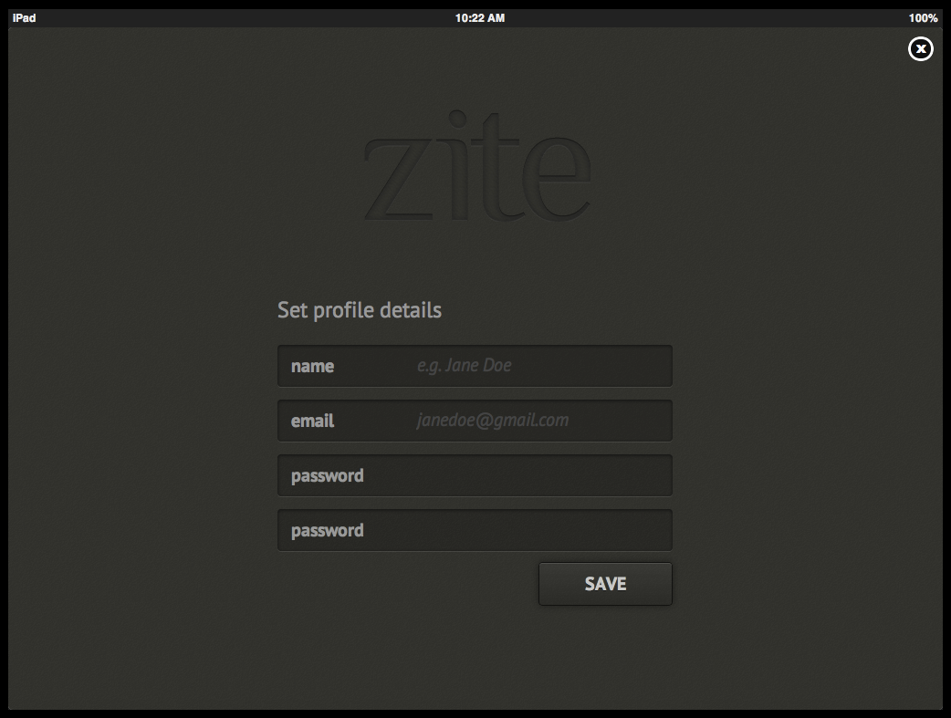 Zite Personalized Magazine Now Includes Multiple Profiles
