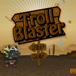 Trade In Your Birds For Some Medieval Weaponry In Troll Blaster