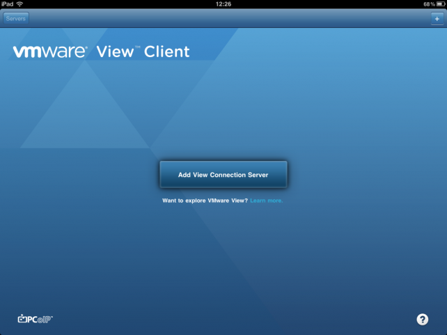 VMware View For iPad Gets An Update - Adds Support For iOS 5 And AirPlay