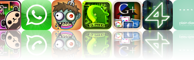 iOS Apps Gone Free: Land-a Panda, WhatsApp Messenger, Zombie Cake, And More