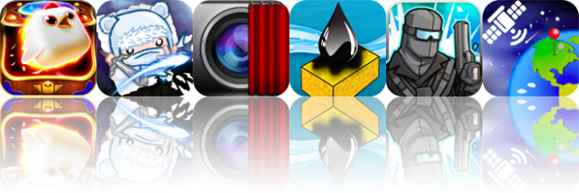 iOS Apps Gone Free: Birzzle Pandora, Paper Ninja, iBooth For iPad, And More