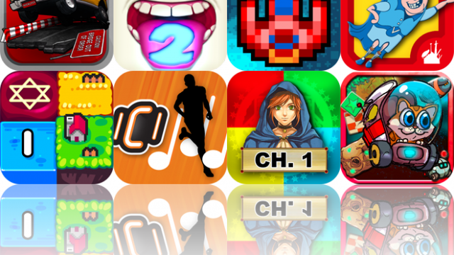 iOS Apps Gone Free: Reckless Getaway, To-Fu 2, Hypership Out Of Control, And More