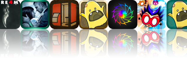 iOS Apps Gone Free: Scream 4, In Time, IncrediBooth, And More