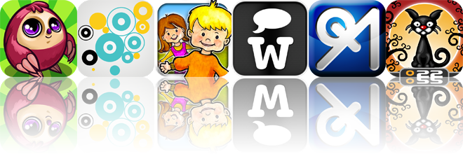 iOS Apps Gone Free: Wildlings, Meanwhile, Pocket PlayHome, And More