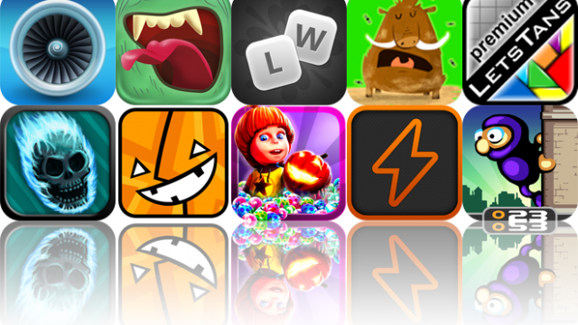 iOS Apps Gone Free: Jets, MouthOff, iLinkWord, And More
