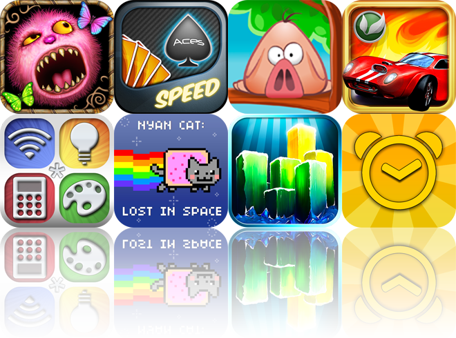 iOS Apps Gone Free: Thumpies, Aces Speed HD, Pigs In Trees, And More