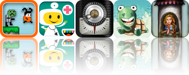 iOS Apps Gone Free: Mos Speedrun, Toca Doctor, FotometerPro, And More