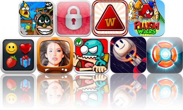 iOS Apps Gone Free: Emoji App, Secret Delivery, Plush Wars HD, And More