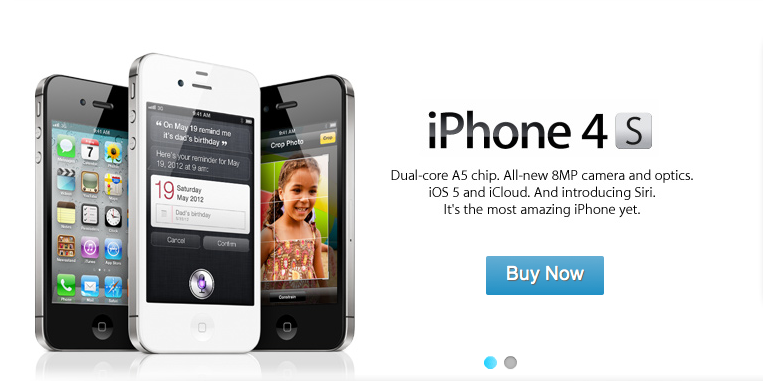 AT&T: One Million iPhone 4S Activations Through Tuesday