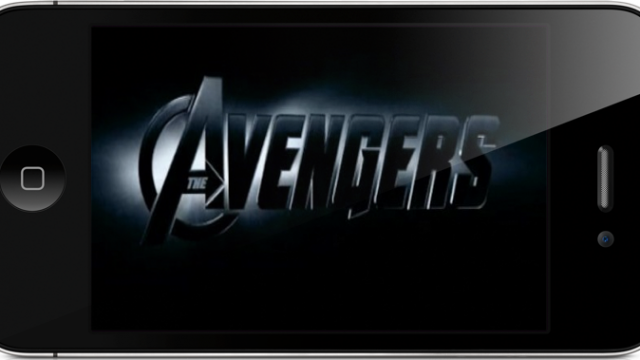 The Avengers Movie - Yeah, Some Of It Was Filmed With An iPhone