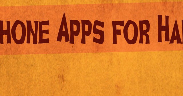 The Top Seven iPhone Apps For Halloween (Infographic)