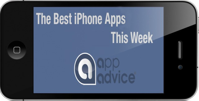 The Best iPhone Apps Of The Week, October 9-15, 2011