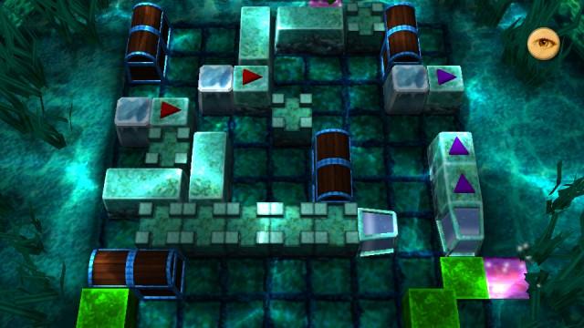 Discover Sunken Treasures In Bitfield's Latest Block Sliding Game, Blockado Deep Sea