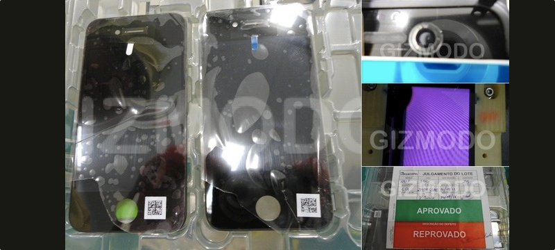 Leaked Photos Suggest iPhone 4S, Made In Brazil