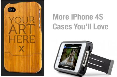 Every iPhone 4S Deserves A Cool Case - Here Are Six (More) To Choose From