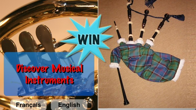 A Chance To Win A Discover Musical Instruments (Universal) Promo Code With A Retweet Or Comment